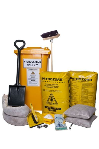WHEELIE BIN - 240L YELLOW