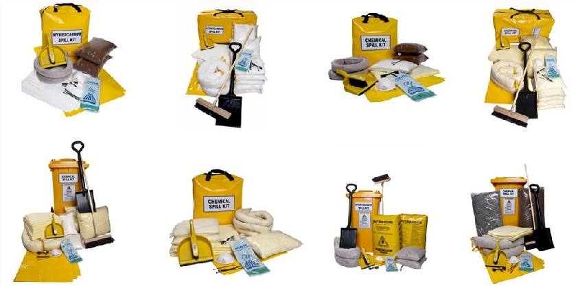 Spill Kits: Hydrocarbon & Chemical